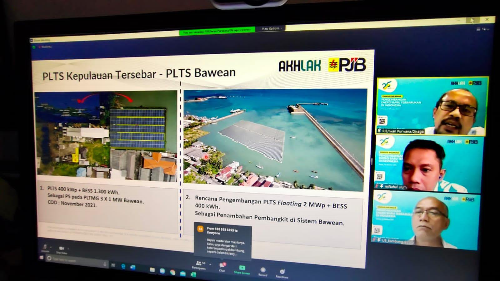 Potensi Besar EBT di Indonesia Jadi Magnet Dunia Internasional 1